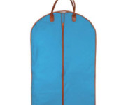 Teal Suit Bag